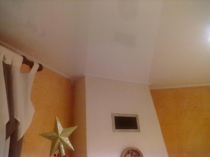 le val plafond tendu