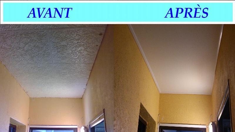 faux plafond ba13 prix rouen taux horaire artisan ferronnier peinture mur et plafond sur bois. Black Bedroom Furniture Sets. Home Design Ideas