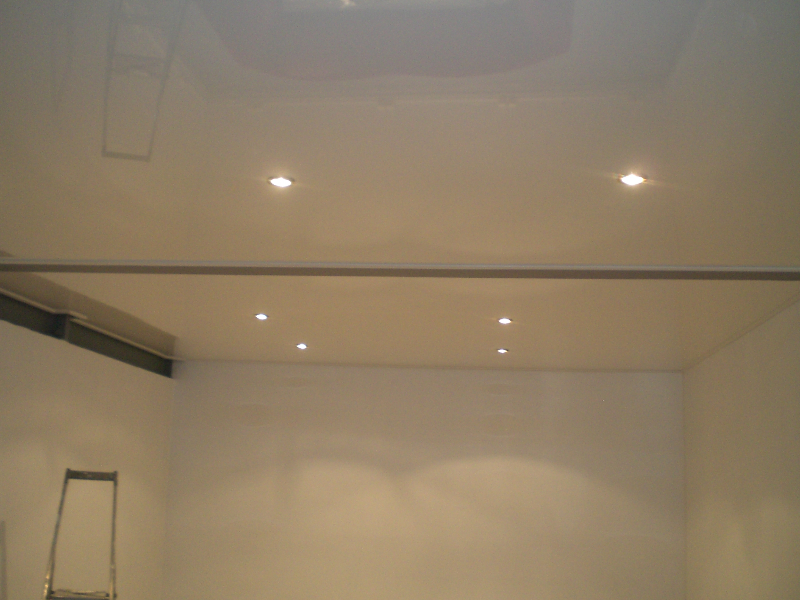 greasque plafond tendu