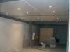 interlocuteur toile plafond suspendu