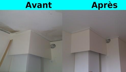 pose d un plafond tendu top faux plafond tendu with pose d un plafond tendu awesome plafond. Black Bedroom Furniture Sets. Home Design Ideas